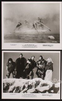 3j058 ISLAND AT THE TOP OF THE WORLD 16 8x10 stills '74 David Hartman, Sinden, Agneta Eckemyr!