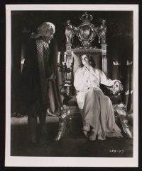 3j020 QUEEN CHRISTINA 24 8x10 stills R50s Greta Garbo, John Gilbert, Ian Keith, Lewis Stone!