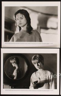 3j009 SINGLE WHITE FEMALE 34 8x10 stills '92 Bridget Fonda, Jennifer Jason-Leigh, Barbet Schroeder!