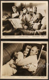 3j025 TUNNEL OF LOVE 22 8x10 stills '58 romantic images of Doris Day & Richard Widmark!
