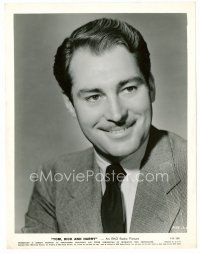 3k016 ALAN MARSHAL 8x10 still '41 head & shoulders smiling portrait from Tom Dick & Harry!