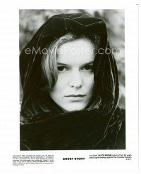3k023 ALICE KRIGE 8x10 still '81 cool close up of the pretty blonde actress from Ghost Story!