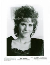 3k025 ALLY SHEEDY 8x10.25 still '87 close up as the spoiled heiress from Maid to Order!