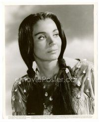 3k028 ANDRA MARTIN 8x10 still '59 head & shoulders portrait from Yellowstone Kelly!