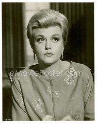 3k034 ANGELA LANSBURY 7.25x9.25 still '62 waist-high portrait from The Manchurian Candidate!
