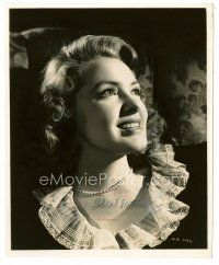 3k039 ANN RICHARDS 8x10 key book still '30s great close smiling portrait of the Aussie actress!