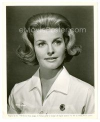 3k045 ANNE NEWMAN-MANTEE 8x10 still '63 head & shoulders portrait from The Thrill of It All!