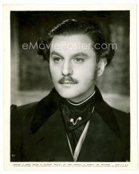 3k048 ANTON WALBROOK 8x10 still '37 head & shoulders c/u in costume from Victoria The Great!
