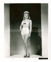 3k071 BETTY GRABLE 8x10 still '40s sexiest full-length portrait in really skimpy outfit!