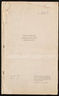 3r120 AND THE ANGELS SING release dialogue script October 19, 1943, screenplay by Melvin Frank!
