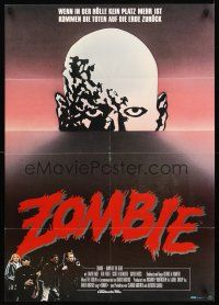 4b065 DAWN OF THE DEAD German '79 George Romero, there's no more room in HELL for the dead!