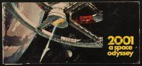 4c042 2001: A SPACE ODYSSEY art style program '68 Stanley Kubrick, lots of images from the film!
