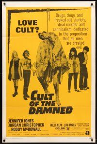 4g048 ANGEL ANGEL DOWN WE GO 1sh R70 AIP, drugs, thugs & cannibalism, Cult of the Damned!