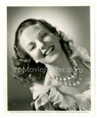 4h063 ANNA LEE 8x10 still '40 the English beauty making her debut in Seven Sinners!