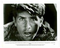 4h069 APOCALYPSE NOW 8x10 still '79 Coppola, close up of Martin Sheen staring in disbelief!
