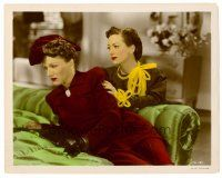 4h033 SUSAN & GOD color-glos 8x10 still '40 Hussey doesn't get Joan Crawford's religious conversion!