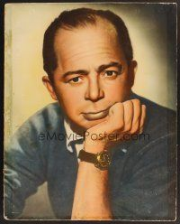 4x003 BILLY WILDER 24x30 special poster '40s wonderful close portrait of the great director!