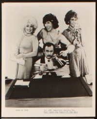 5a019 9 TO 5 presskit '80 Dolly Parton, Jane Fonda & Lily Tomlin w/tied up Dabney Coleman!