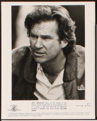 5a078 BLOWN AWAY presskit '94 Jeff Bridges, Tommy Lee Jones, Lloyd Bridges, Forest Whitaker