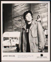5a067 DETROIT ROCK CITY presskit '99 KISS, Edward Furlong, Giuseppe Andrews, James DeBello