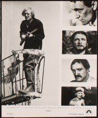 5a057 ORCA presskit '77 Richard Harris, Charlotte Rampling, Will Sampson, Robert Carradine