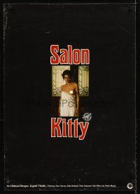 5j293 MADAM KITTY German '76 Salon Kitty, completely different image of bare-breasted girl!