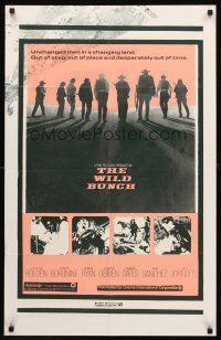 5j011 WILD BUNCH Trinidadian '70s Sam Peckinpah cowboy classic, William Holden & Ernest Borgnine!