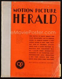 5m066 MOTION PICTURE HERALD exhibitor magazine Feb 15, 1947 Song of the South, cool promotions!