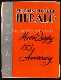 5m068 MOTION PICTURE HERALD exhibitor magazine June 11, 1955 7 Year Itch, Night of the Hunter!