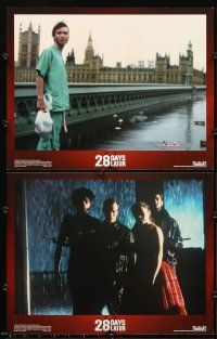 5r050 28 DAYS LATER 8 LCs '03 Cillian Murphy vs. zombies in London, directed by Danny Boyle!