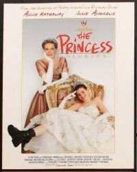 5r040 PRINCESS DIARIES 9 LCs '01 Julie Andrews, Anne Hathaway, Hector Elizondo, Disney