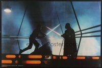 6a080 EMPIRE STRIKES BACK 3 20x30 stills '80 Darth Vader, Millenium Falcon & Star Destroyers!