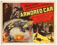 6b027 ARMORED CAR TC R49 piracy today! looting rolling treasure cars! cool different art!