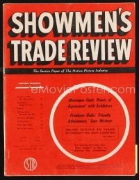6d057 SHOWMEN'S TRADE REVIEW exhibitor magazine Jun 18, 1955 Marilyn dominates in Seven Y ear Itch