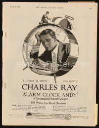 6h081 MOVING PICTURE WORLD exhibitor magazine March 6, 1920 Charlie Chaplin & lots of great ads!