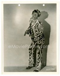 6r042 7 FACES 8x10 still '29 full-length Paul Muni in great costume as Willie Smith by Alex Kahle!