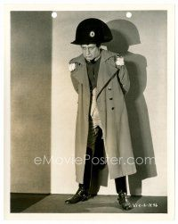 6r041 7 FACES 8x10 still '29 full-length Paul Muni in great costume as Napoleon Bonaparte!