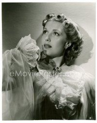 6r062 ANITA LOUISE deluxe 7.25x9.25 still '39 Clarence Sinclair Bull photo of the pretty actress!