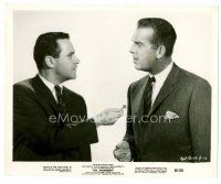 6r072 APARTMENT 8x10 still '60 Jack Lemmon gives Fred MacMurray the key!