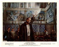 6r004 AGONY & THE ECSTASY color 8x10 still '65 Charlton Heston as Michelangelo in Sistine Chapel!