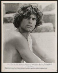 6z024 CLASH OF THE TITANS 18 8x10 stills '81 Harryhausen, Harry Hamlin, special effects & candids!