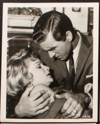 6z025 CRIMEBUSTERS 18 8x10 stills '61 Mark Richman, Martin Gabel, Phillip Pine, Gloria Talbott!