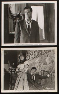 6z074 HANGED MAN 15 8x10 stills '65 Don Siegel, Robert Culp, Mardi Gras!