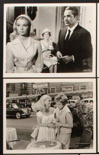 6z047 LIGHT IN THE PIAZZA 16 8x10 stills '61 Olivia De Havilland, Yvette Mimieux, Brazzi & Hamilton!