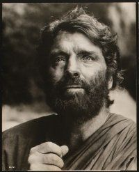 6z015 MOSES 26 deluxe 8x10 stills '76 great images of religious Burt Lancaster in the title role!