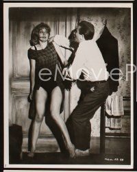 6z053 NIGHT MUST FALL 16 8x10 stills '64 Albert Finney goes psycho, sexy Susan Hampshire!