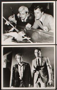 6z029 ONE SPY TOO MANY 18 8x10 stills '66 Robert Vaughn, David McCallum, The Man from UNCLE!