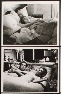 6z055 PUMPKIN EATER 16 8x10 stills '64 cool images of Anne Bancroft, Peter Finch!