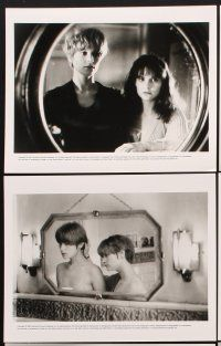 6z004 SINGLE WHITE FEMALE 34 8x10 stills '92 Bridget Fonda, Jennifer Jason-Leigh, Barbet Schroeder!