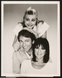 6z005 THREE'S COMPANY 34 TV 7x9 stills '76 John Ritter, Joyce DeWitt, Don Knotts, Suzanne Somers